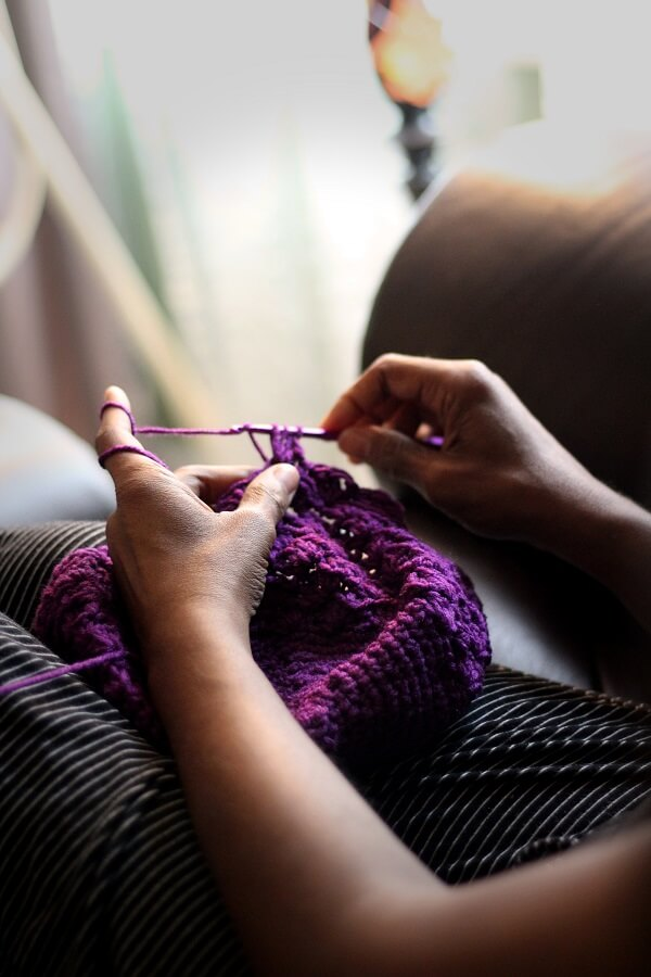 Photo de crochet