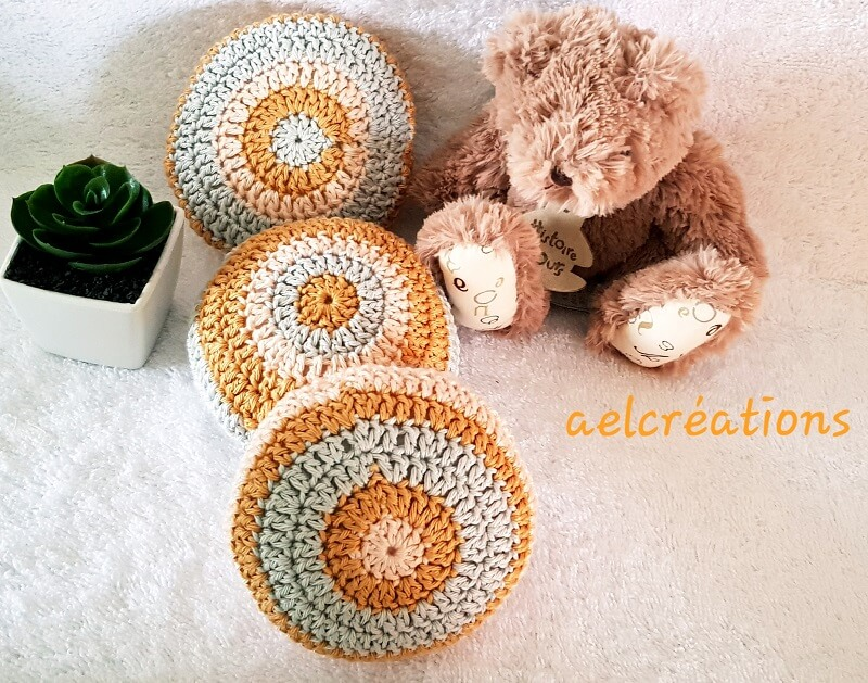 Petits coussins décoratifs